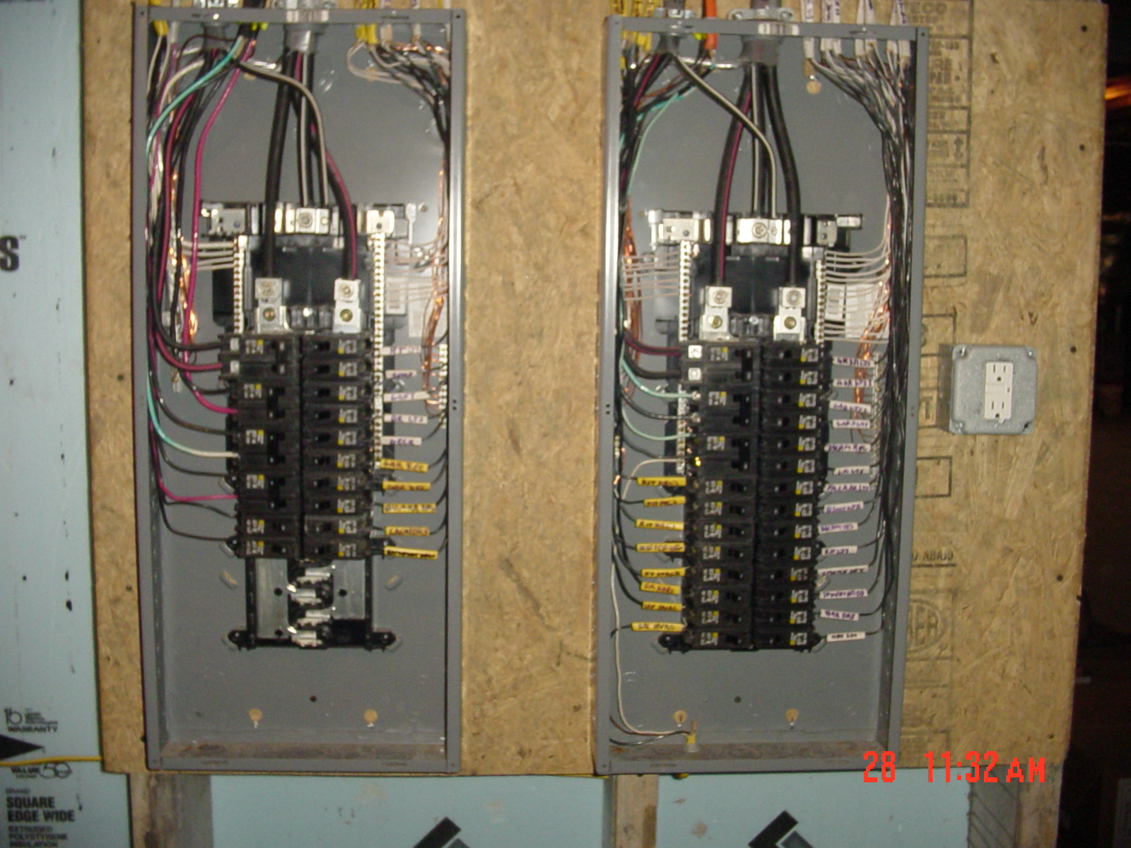 Panel Pictures Page 9 Electrician Talk Professional